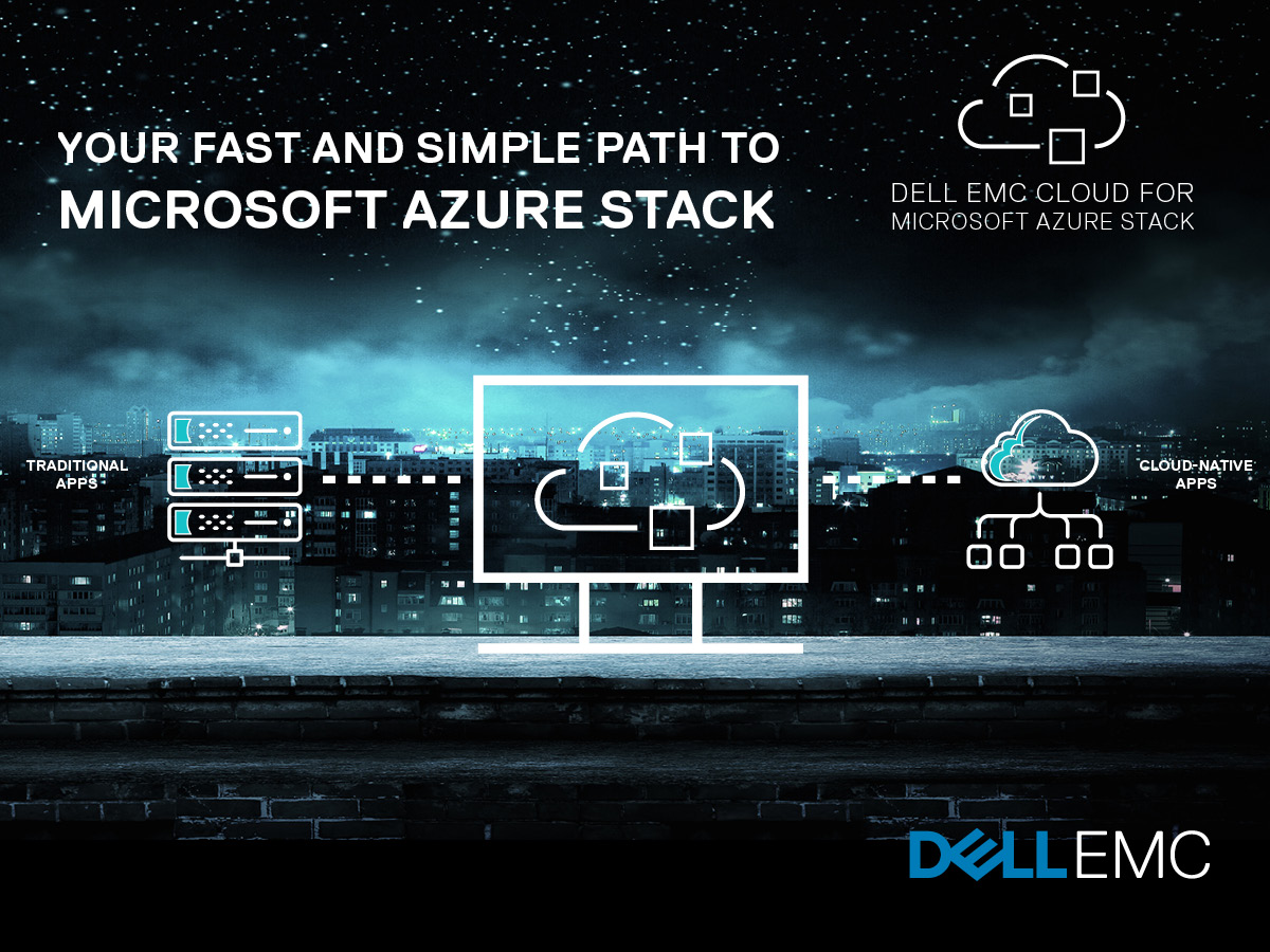 dell emc cloud for microsoft azure stack sales training